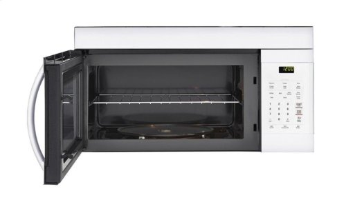 1.7 cu. ft. Over-the-Range Microwave Oven with EasyClean®
