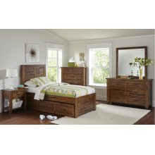 Sonoma Creek 6 Drawer Dresser