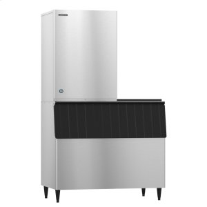 HoshizakiKM-1340MRJ3 with URC-14F, Crescent Cuber Icemaker, Remote-cooled, 3 Phase