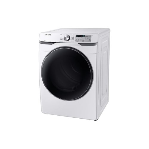 DV6100 7.5 cu. ft. Gas Dryer with Steam Sanitize+ in White