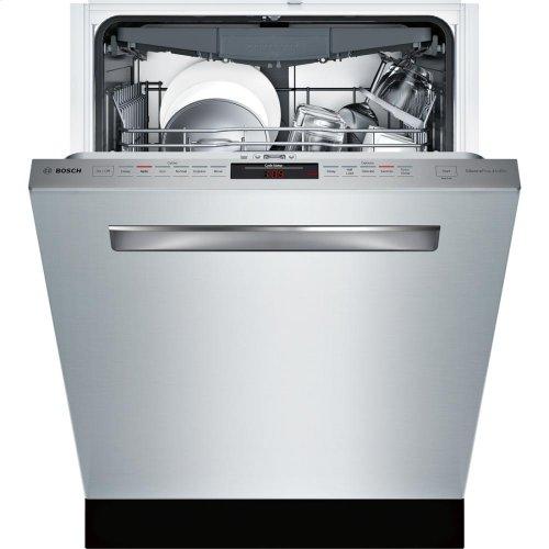24' Flush Handle Dishwasher 800 Series- Stainless steel