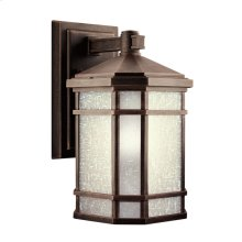 Cameron Collection Cameron 1 Light Outdoor Wall Lantern in PR