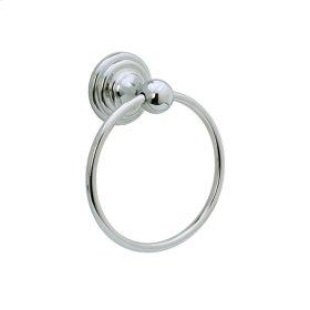 Highlands - Towel Ring - Brushed Nickel