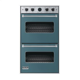 """Iridescent Blue 30"""" Double Electric Premiere Oven - VEDO (30"""" Double Electric Premiere Oven)"""