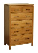 6 Drawer Chest Product Image