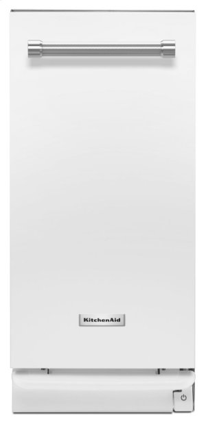 1.4 Cu. Ft. Built-In Trash Compactor - White