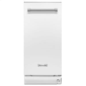 Kitchenaid1.4 Cu. Ft. Built-In Trash Compactor - White