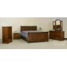 Kristal Bed Product Image