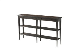 Wells Console Table