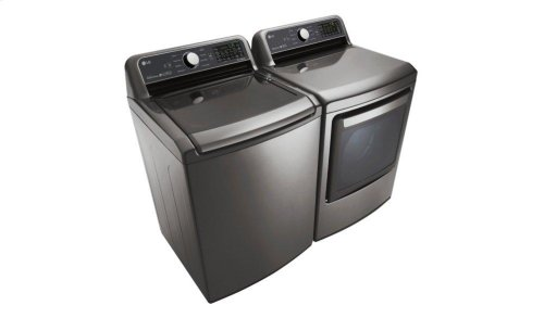 7.3 cu. ft. Smart wi-fi Enabled Electric Dryer with Sensor Dry Technology