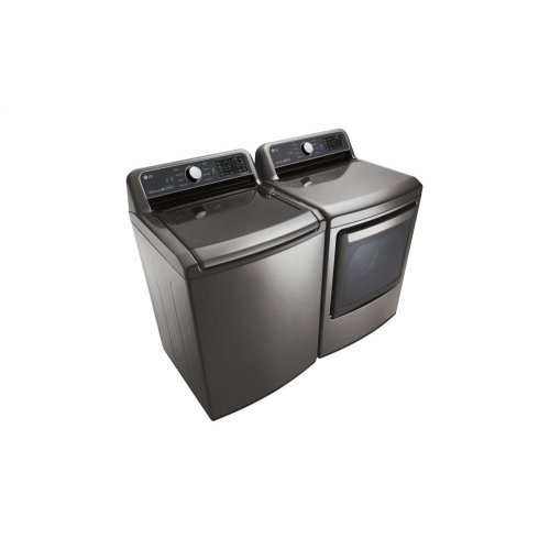 7 3 cu  ft  Smart wi-fi Enabled Electric Dryer with Sensor Dry Technology