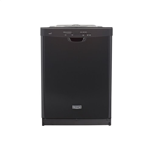 SAVE!!! NEVER USED - BRAND NEW FLOOR MODEL- MAYTAG BLACK FINISH WITH Stainless Steel Tub Dishwasher with Large Capacity - model MDB4949SDE
