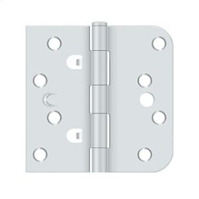 "4""x 4""x 5/8""x SQ Hinge - Prime Coat White"