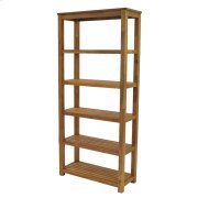 Tiburon Book Shelf KD, Amber Product Image