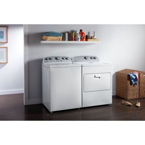 Whirlpool® 3.9 cu. ft. Top Load Washer with Soaking Cycles, 12 Cycles - White