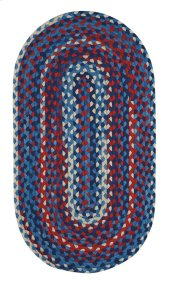 Garrison Patriotic Braided Rugs