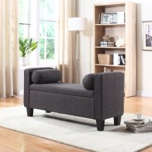 7074 Brown Bench
