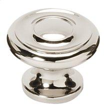 Knobs A1050 - Polished Nickel