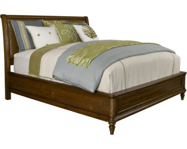 Amalie Bay Sleigh Bed