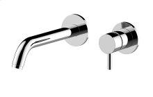 M.E. Wall-Mounted Lavatory Faucet w/Single Handle