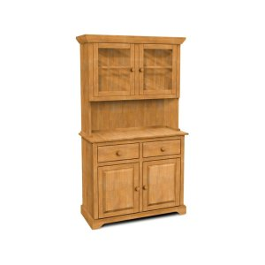JOHN THOMAS FURNITURE2 Door Hutch (shown w/B-2 which is sold separately)