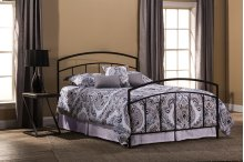 Julien Bed Set - Queen - Rails Not Included
