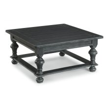 Charleston Square Coffee Table