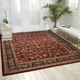 Nourison 2000 2002 Bur Rectangle Rug 2'6'' X 4'3''