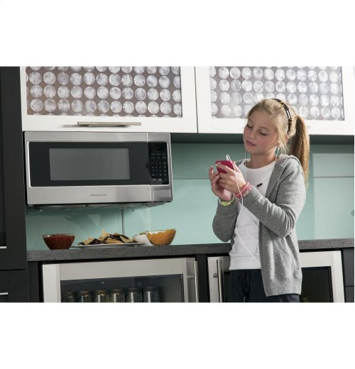Monogram 1.1 Cu. Ft. Countertop Microwave Oven