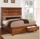 River Valley Queen Panel Bed with Storage Product Image