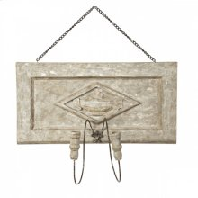 Wavre Candle Sconce