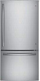 24.9 Cu. Ft. Bottom-Freezer Refrigerator with Factory Installed Ice Maker Product Image