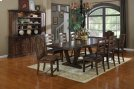 Emerald Home Castlegate Dining Table Kit Pine D942dc-10-k Product Image