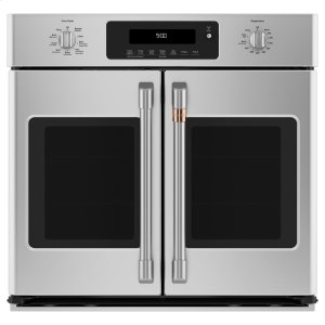 "Cafe30"" Smart French-Door Single Wall Oven with Convection"
