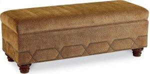 Sojourn Storage Bench (Fabric)