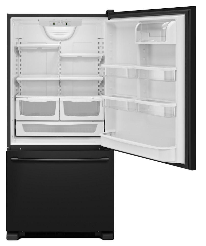 Shop Maytag Refrigerators in Boston | Bottom Mount MBF2258FEZ
