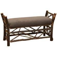 Upholstered Bedside Bench - Standard Fabric