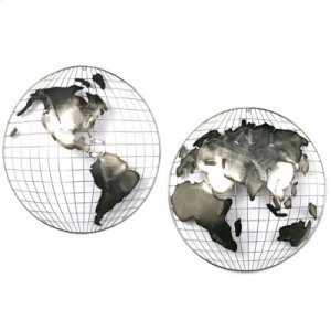 Hemispheres - Steel (S/2)