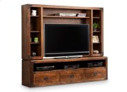 Saratoga HDTV Cabinet with Hutch 44'' TV Opening Product Image