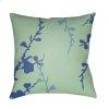 "Chinoiserie Floral CF-015 18"" x 18"""