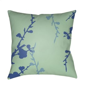 """Chinoiserie Floral CF-015 22"""" x 22"""""""
