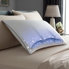 Queen Side by Side® Firm Pillow Queen