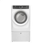 Clearance Front Load Perfect Steam Gas Dryer with 7 cycles - 8.0 Cu. Ft. Product Image