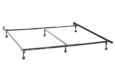 Q/ke/kw Bed Frame (hb)