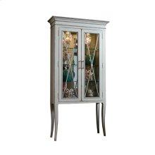 2 Door Adrienne Display Cabinet
