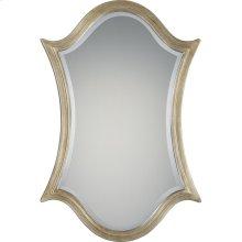 Quoizel Mirror in Century Silver Leaf