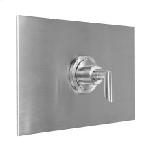 """Nouveau - Stainless Steel Quad Deluxe 3/4"""" Thermostatic Shower Set with 090 Handle"""