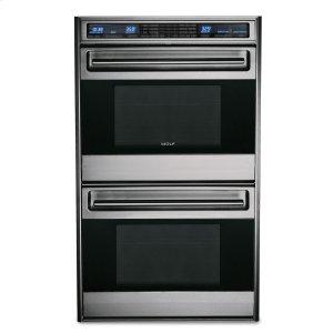 """Wolf30"""" Built-In L Series Double Oven - Unframed Door"""