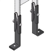 Floor/Wall Support Bracket Kit