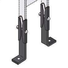 Floor/Wall Support Bracket Kit